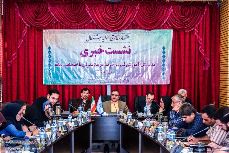 آموزش ۲۸۰ هنرجو در فنی حرفه ای مازندران در دولت تدبیر و امید
