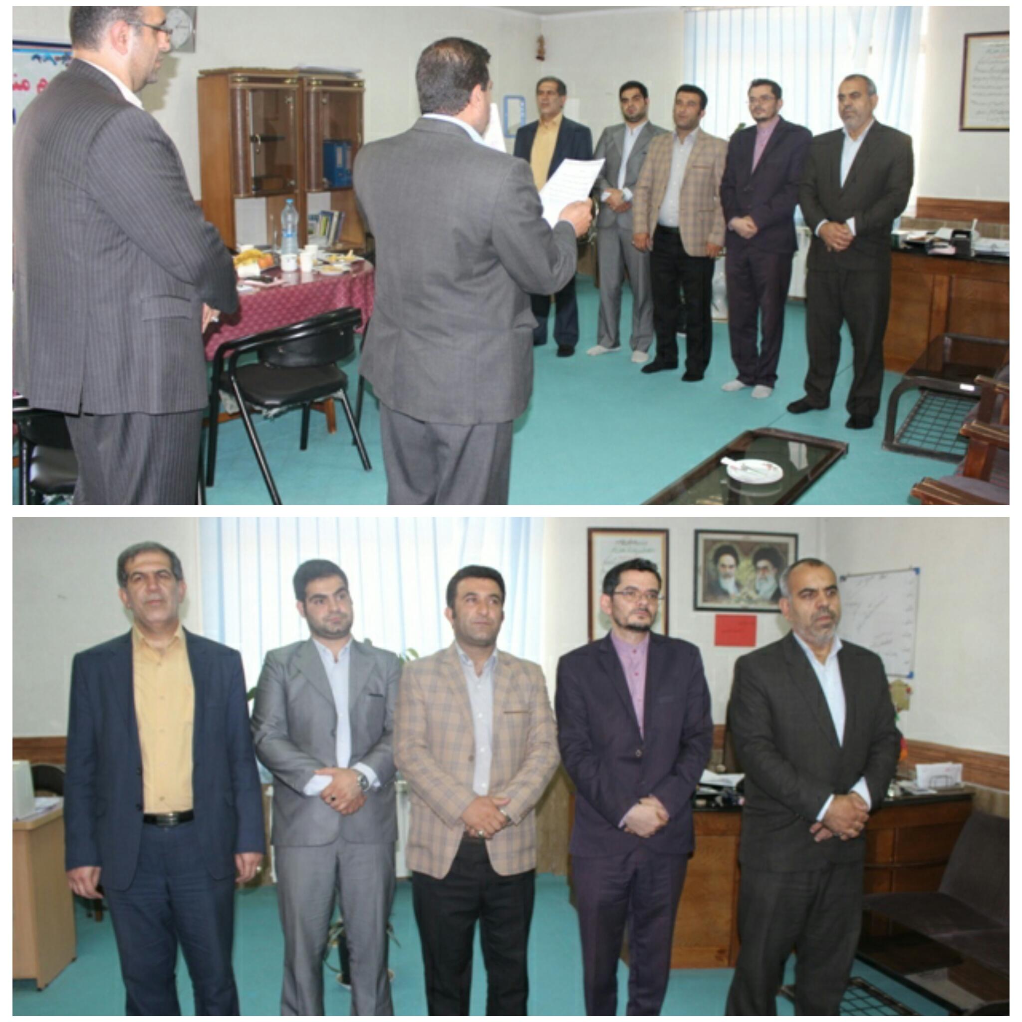 نخستین جلسه  علنی پنجمین دوره شورای شهر کیاسر