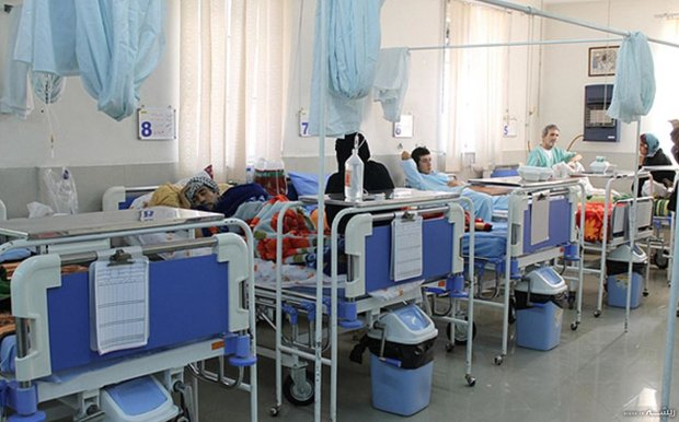 ارتقای هتلینگ سه بیمارستان تامین اجتماعی مازندران