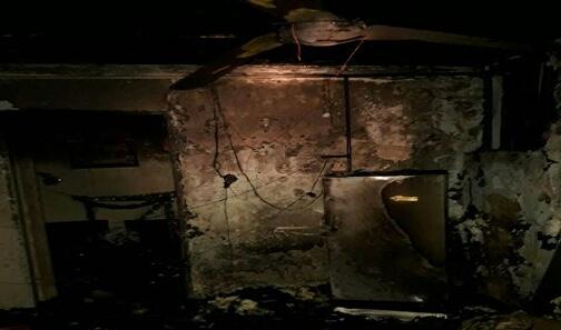 آتش به جان منزل مسکونی در ساری