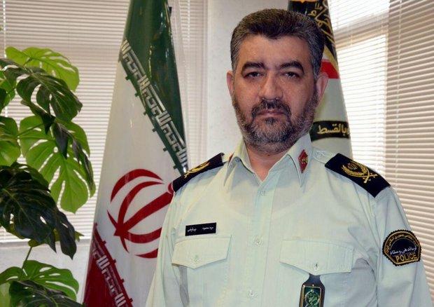 اعتراف باند سارقان سیم برق به ۱۸۲ فقره سرقت در مازندران