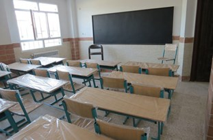 ۳۲ فضای آموزشی جدید برای سال تحصیلی آماده بهرهبرداری است