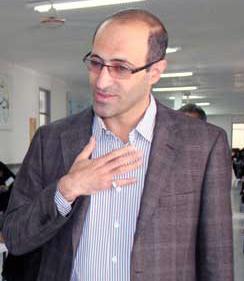 معاون توسعه مدیریت و منابع سازمان انتقال خون ایران منصوب شد