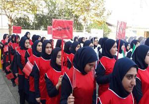 افتتاح پنجمین دوره المپیاد ورزشی درون مدرسهای مازندران