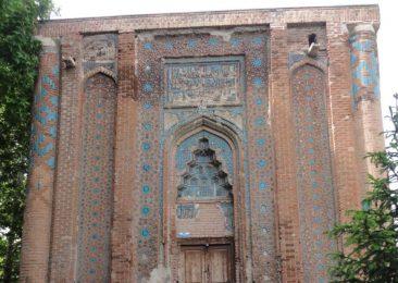سفر به مراغه باغ شهر ایران