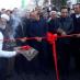 افتتاح تونل شهری شهید «سیدمصطفی علمدار» در ساری