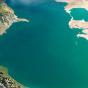 با ۸۱ درصد آرای نمایندگان مجلس طرح انتقال آب دریای خزر به سمنان تصویب شد