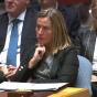 موگرینی:برای حفظ منافع اقتصادی ایران تلاش می کنیم