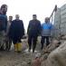 بازدید رئیس بنیاد مستضعفان کشور و استاندار مازندران از روستاهای سوته و آبمال در شهرستان ساری