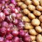 ممنوع شدن صادرات سیب زمینی و پیاز