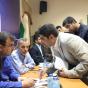 ملاقات مردمی استاندار مازندران با مردم شریف نور