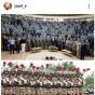 ظریف: به نیروهای مسلحمان افتخار میکنیم+ عکس