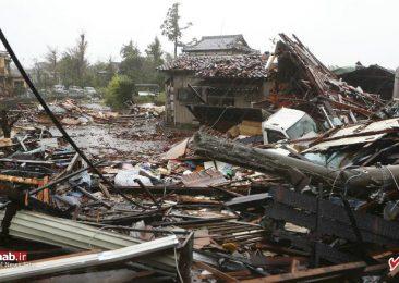 تصاویر : طوفان سهمگین هاگیبیس در ژاپن