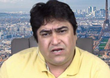 سپاه: «روح الله زم» سرشبکه سایت آمدنیوز را دستگیر کردیم