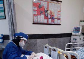 بیماران بستری مشکوک کرونایی در مازندران کاهش یافت