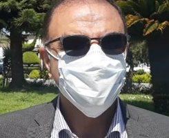 نگرانی از افزایش تعداد بیماران بستری و سرپایی در سطح استانمازندران اجرایی شدن استفاده از ماسک