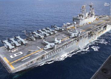 شناور استراتژیک و ۱.۵ میلیارد دلاری ارتش ایالات متحده قربانی سوء مدیریت و کمبود امکانات