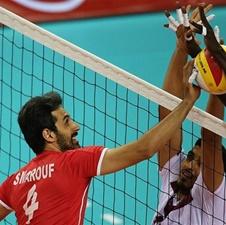 بازیهای آسیایی اینچئون/ كره جنوبي برنامه مرحله یک چهارم نهایی مسابقات والیبال