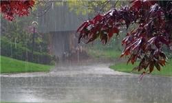 آغاز بارشهای پاییزی در آسمان مازندران