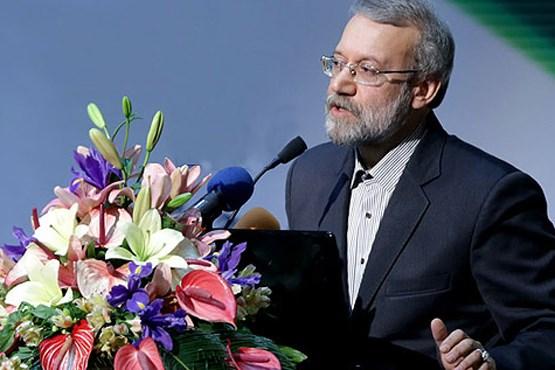 علی لاریجانی در همدان: دموکراسی در غرب دارای رشد حیوانی است