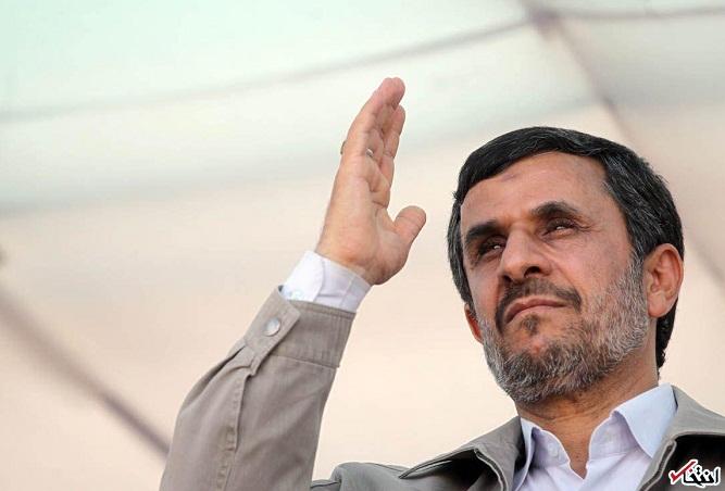 حضور احمدینژاد در سرزمین راهیان نور