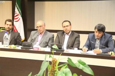 نشست هیئت رسانه ای جمهوری آذربایجان با مدیران فرهنگی و رسانه ای مازندران