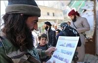 داعش روزنامه منتشر کرد