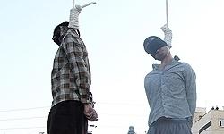 اجرای حکم اعدام در زندان قائمشهر