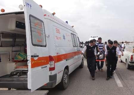 ۲۴ کشته در اتوبوس حامل مسافران عراقی