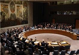 آمریکا پیشنویس قطعنامه را به شورایامنیت داد