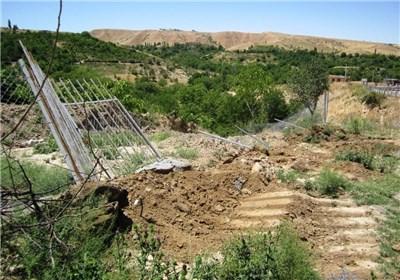 ۴۲۰ حکم قلع و قمع تغییر کاربری اراضی در گلستان اجرا شد