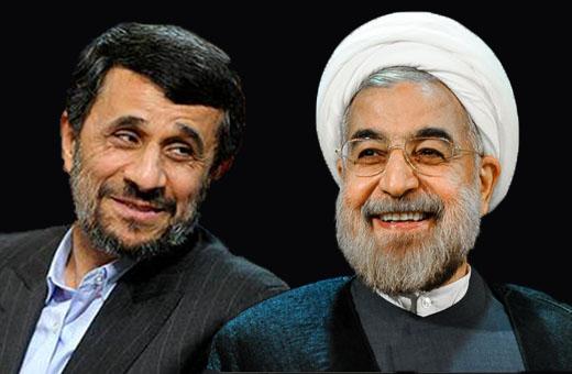 رییس جمهوران آبانی ایران + عکس