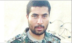 """""""محمد احمدی""""در سوریه شهید شد+عکس"""