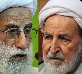 آیات جنتی و یزدی از تهران کاندیدای خبرگان شدند