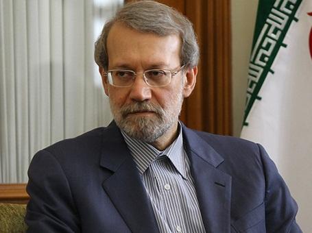 لاریجانی: «سوال از رییس جمهور» قابل ارجاع به قوه قضاییه نیست