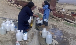 ۱۱ روستای چهاردانگه؛ محروم از آب شرب مجتمع تلمادره