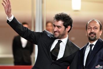 شهاب حسینی بهترین بازیگر جشنواره کن شد/ اصغر فرهادی نخل طلای بهترین سناریو را برد