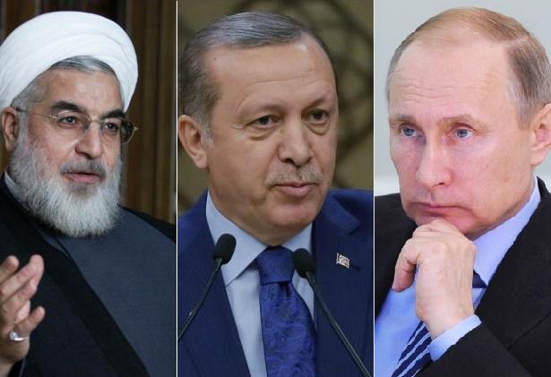 سفر اردوغان و پوتین، جمعه ۱۶ شهریور به ایران