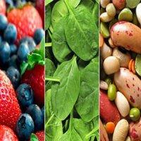 ۷ ماده غذایی برای ۵۰ ساله ها