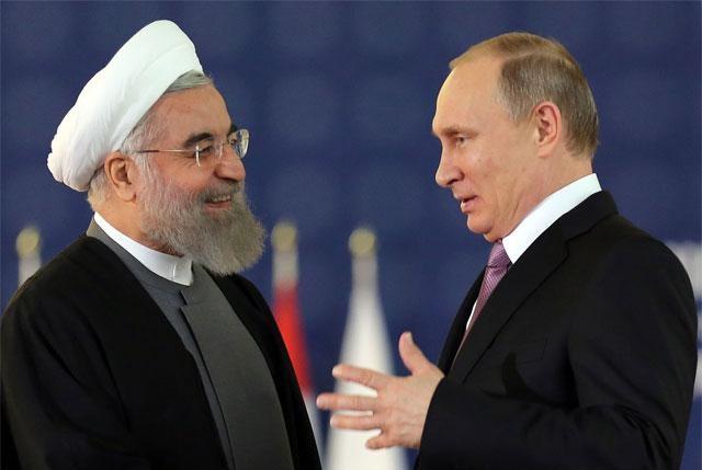 پوتین: ایران همسایه خوب و شریک مطمئن روسیه