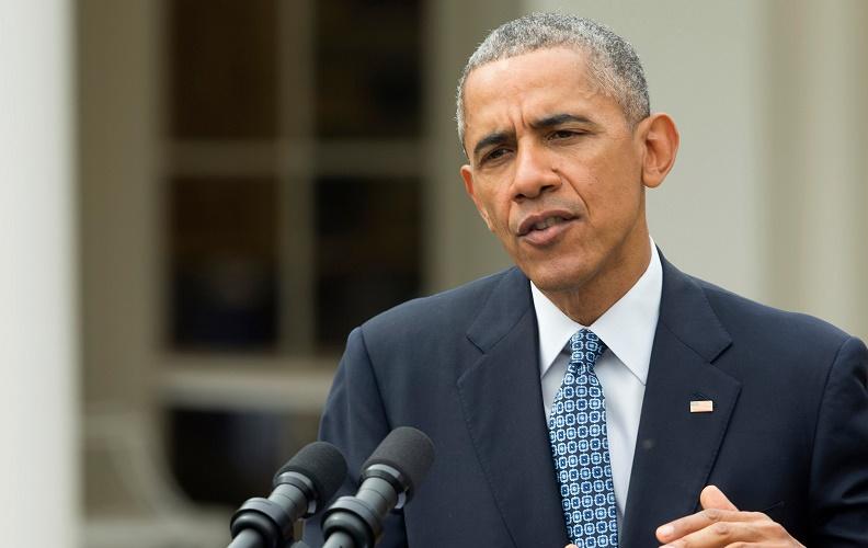 اوباما :» رئیس جمهور کنونی تشنه توجه است