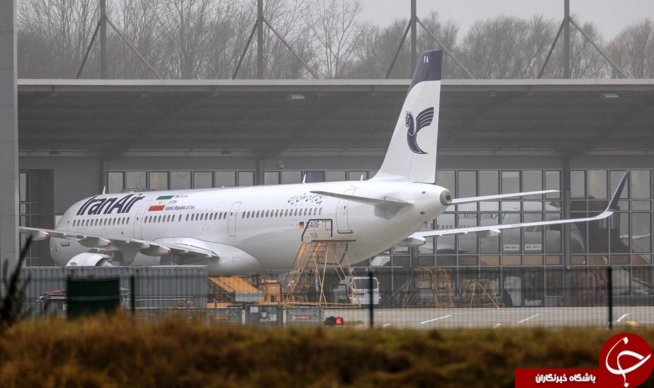 خلبان فرصت اینکه به مسافران هشدار بستن کمربندها را بدهد، نداشت
