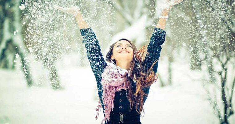 ۱۰ تمرین برای افزایش شادی