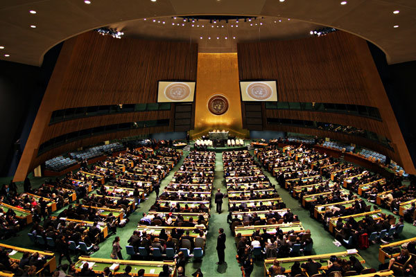 قانون منع ورود به آمریکا شامل اعضای سازمان ملل نمی شود
