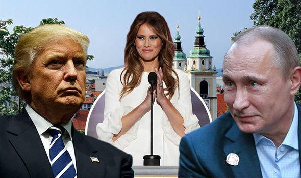 احتمال دیدار پوتین و ترامپ در زادگاه بانوی اول آمریکا