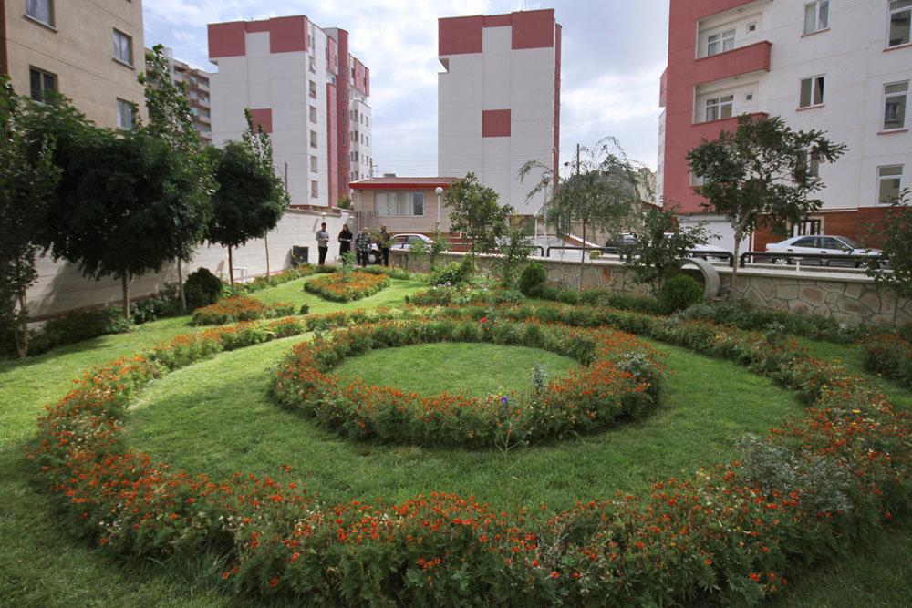 ۱۵۴ طرح و پروژه شهری در ساری تعریف شده است