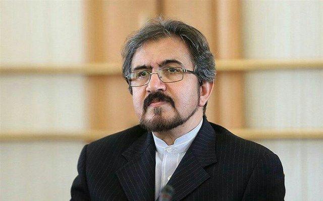 آزمایش موشکی ایران ناقض هیچیک از تعهدات بینالمللی نیست