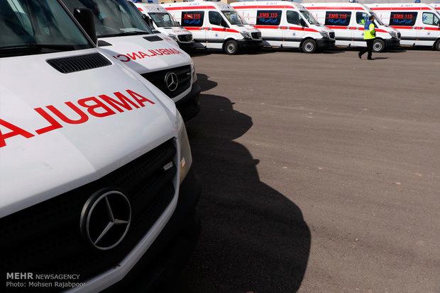 ضرورت ترخیص ۴۰۰ دستگاه آمبولانس از گمرک/ سیل غافلگیرمان نکرد