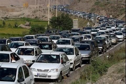 آخرین وضعیت ترافیکی و جوی در ۵ فروردین