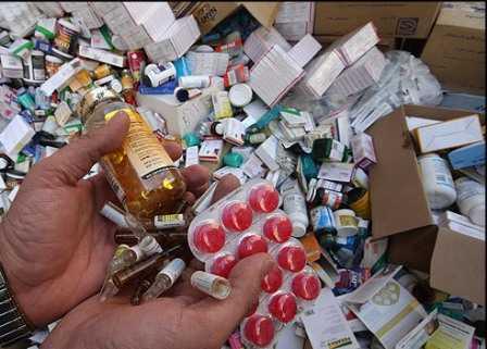دستگیری قاچاقچی داروهای غیرمجاز در بهشهر